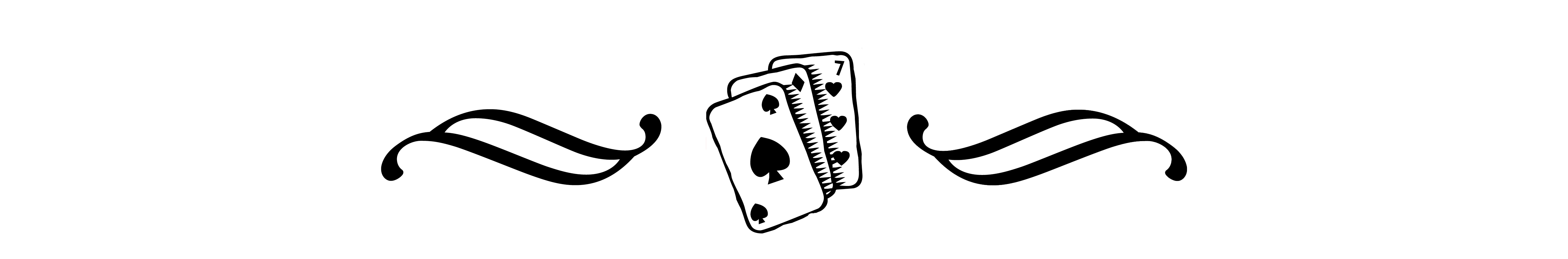 playing card divider